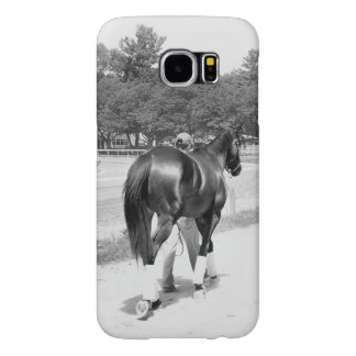 Phipps Thoroughbreds at Saratoga Samsung Galaxy S6 Cases