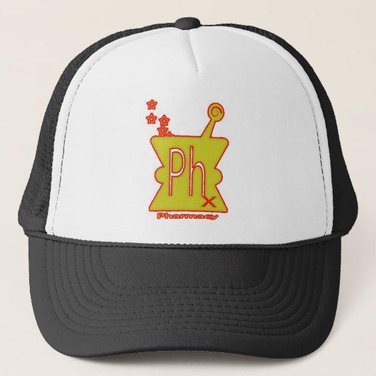 Phish Pharmacy Ph Trucker Hat  026ac43eb9fa