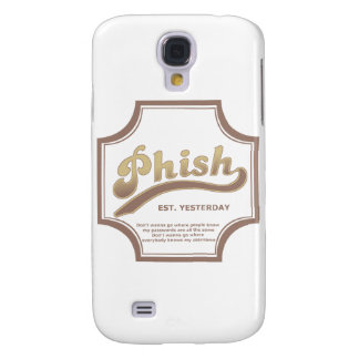 Phish Samsung S4 Case