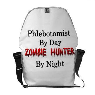 Phlebotomist/cazador del zombi bolsas de mensajería