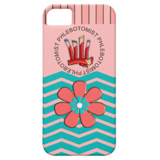 Phlebotomist Chevron Design iPhone SE/5/5s Case