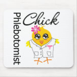 Phlebotomist Chick Mousepad