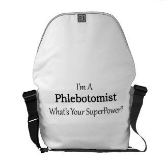 Phlebotomist Courier Bag