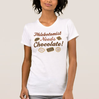 Phlebotomist (Funny) Gift T-Shirt