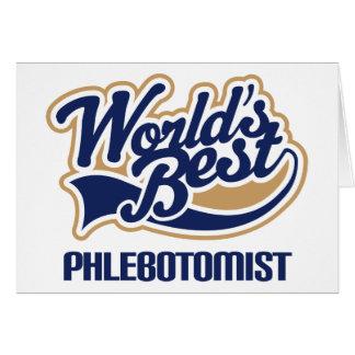 Phlebotomist Gift Card