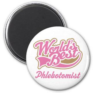 Phlebotomist Gift Magnet