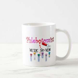 Phlebotomist gifts coffee mug