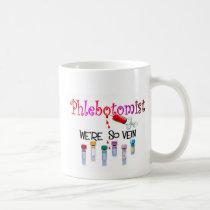 Phlebotomist gifts mugs