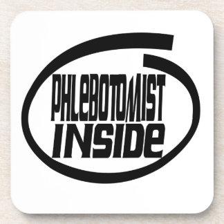 Phlebotomist Inside Coasters
