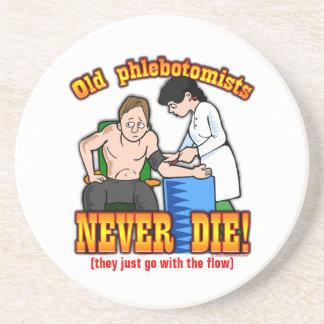 Phlebotomists Coaster