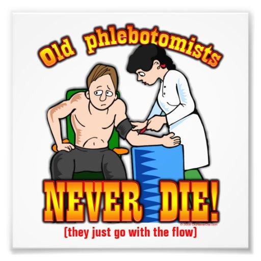 Phlebotomists Fotografia
