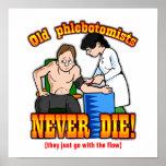 Phlebotomists Print