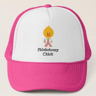 Phlebotomy Chick Hat