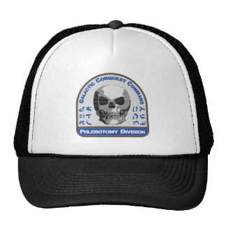 Phlebotomy Division - Galactic Conquest Command Trucker Hat