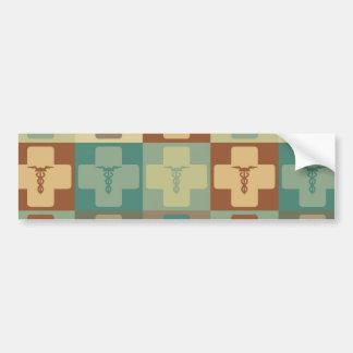 Phlebotomy Pop Art Bumper Stickers