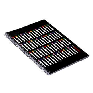 Phlebotomy Tubes Notebook