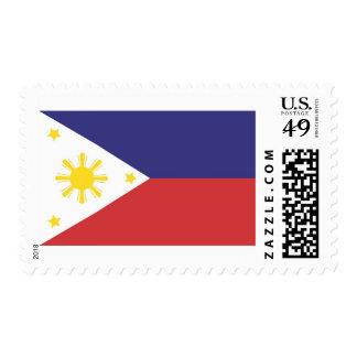 Phlippine Flag Stamp