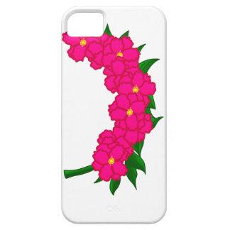 Phlox Appliqué iPhone SE/5/5s Case