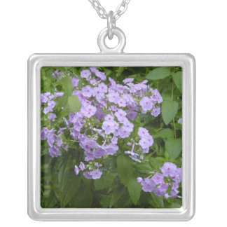 Phlox Blossoms necklace