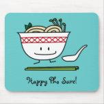 Pho Happy Mousepad