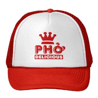Pho King Delicious Trucker Hats