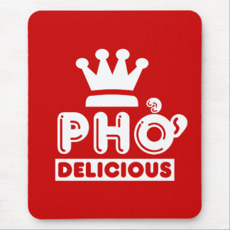 Pho King Delicious Mouse Pad