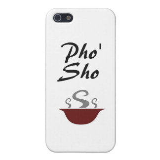 Pho' Sho Cover For iPhone SE/5/5s