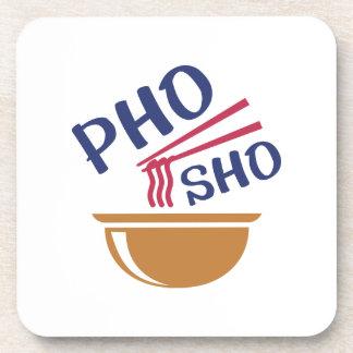 Pho Sho Drink Coaster