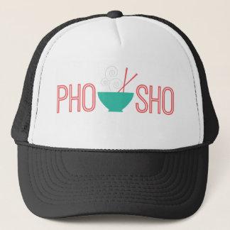 Pho Sho Vietnamese noodle soup Trucker Hat