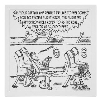 Phobia Flight #204 Poster