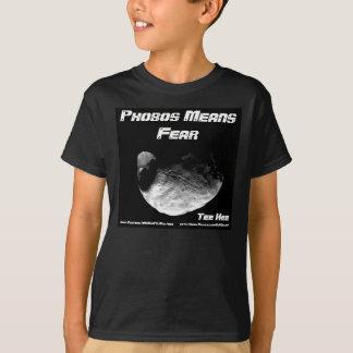 Phobos Means Fear Tee Hee