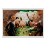 Phoca - Thumb  Billiards Party Posters