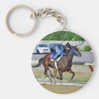 Phocea with Francisco Arrieta Basic Round Button Keychain