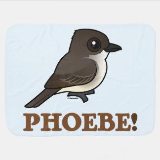 PHOEBE! BABY BLANKET