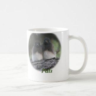 Phoebe Birds Pals Coffee Mug