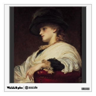 Phoebe by Frederic Leighton Wall Skins