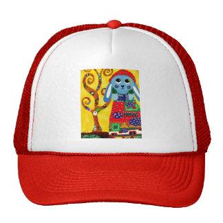 Phoebe In Klimt Trucker Hat