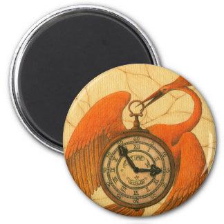Phoenix 2 Inch Round Magnet