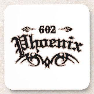 Phoenix 602 drink coaster