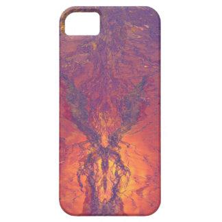 Phoenix abstract iPhone 5 cases