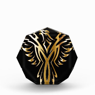 phoenix- acrylic award
