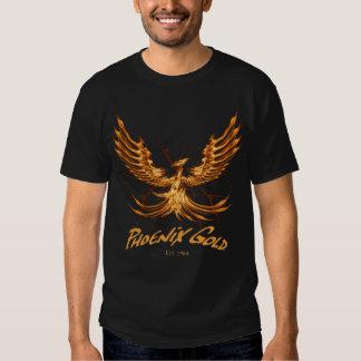 Phoenix anaranjada playera