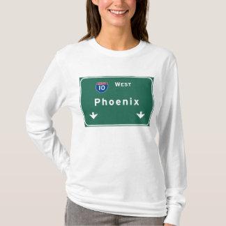 Phoenix Arizona az Interstate Highway Freeway : T-Shirt