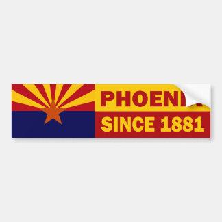 Phoenix, Arizona Bumper Sticker
