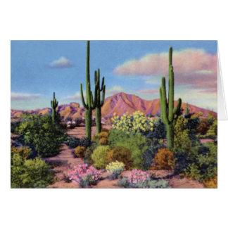 Phoenix Arizona Camelback Mountain Card