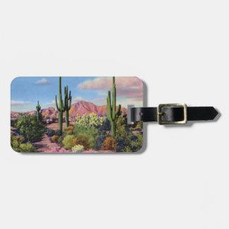 Phoenix Arizona Camelback Mountain Luggage Tag