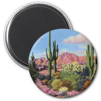 Phoenix Arizona Camelback Mountain Refrigerator Magnets