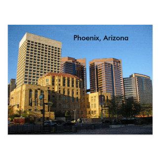 Phoenix, Arizona Downtown Postcard