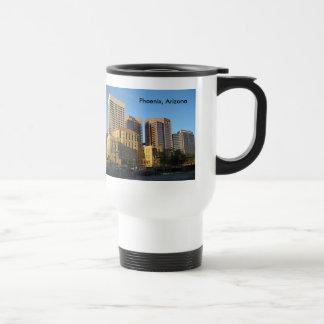 Phoenix, Arizona Downtown Travel Mug