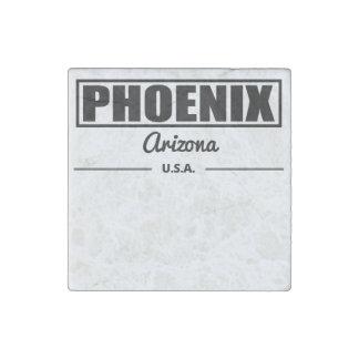 Phoenix Arizona Imán De Piedra
